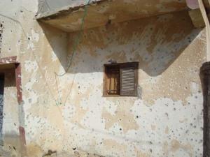 shrapnel-wall