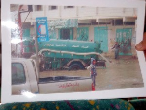 khan younis flooding