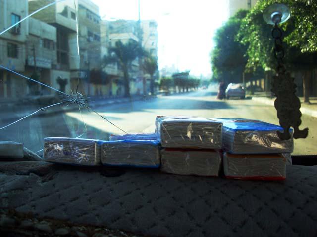 tissues taxi2