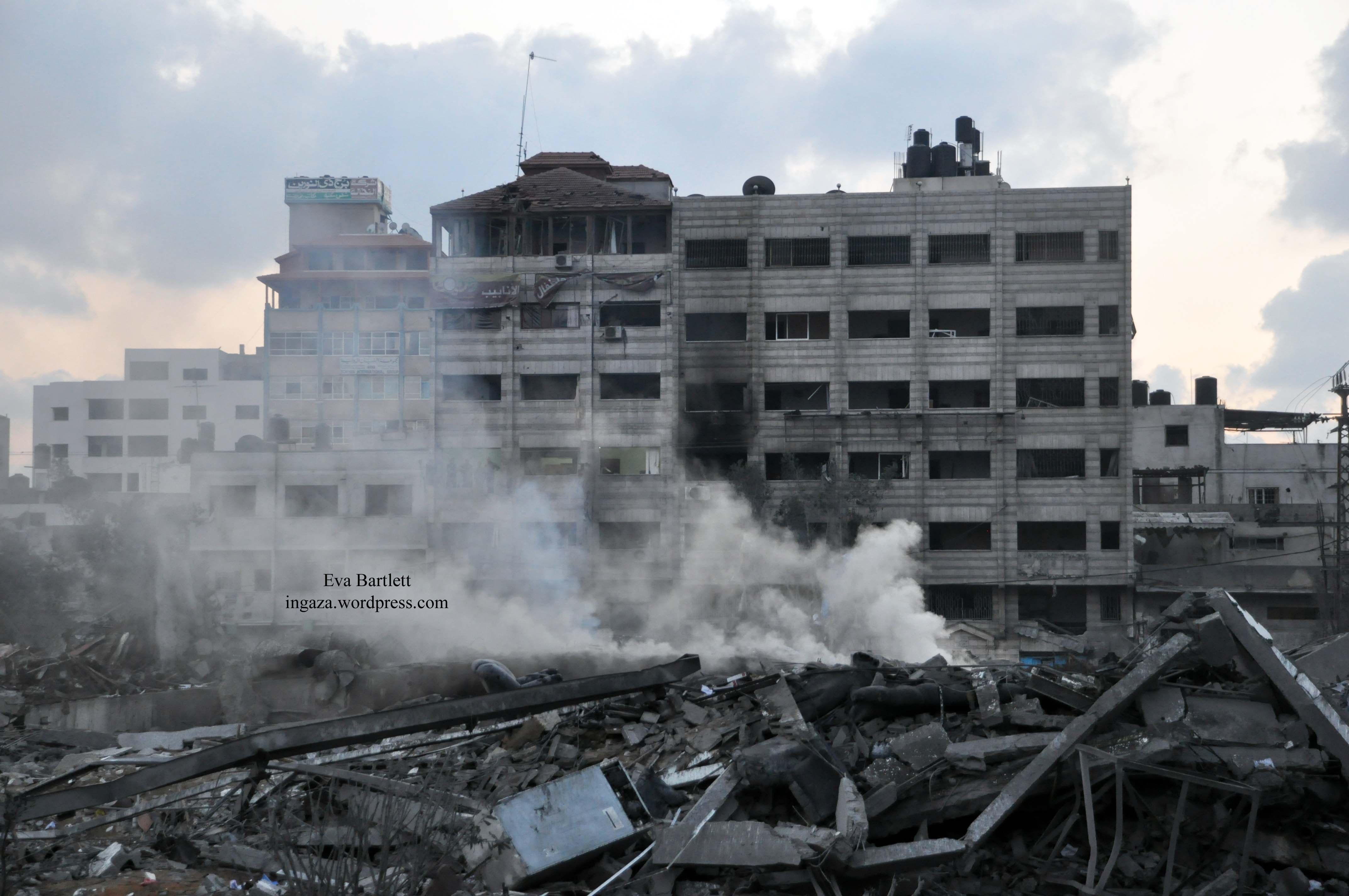 The Civilian Toll Of Israel S Bombs In Gaza