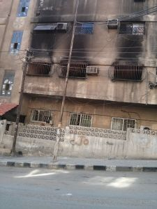 mortar attacks from rebels, in Kudseiyeh. Photo Lulwa Kawasat