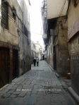 back lanes, Old City Damascus