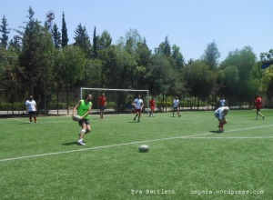 Zenobians, Syria's rugby team