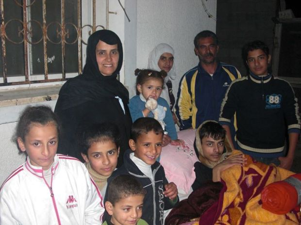 tuesdays child abed and family