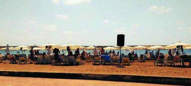 Rimal Beach, Tartous, Syria