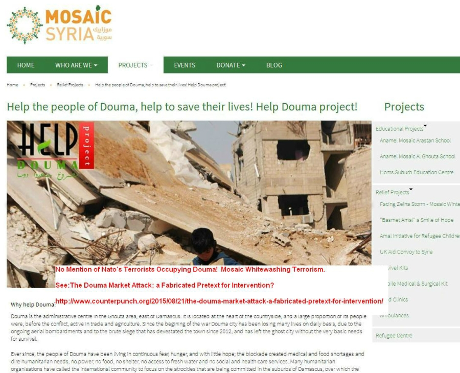 Mosaic Douma