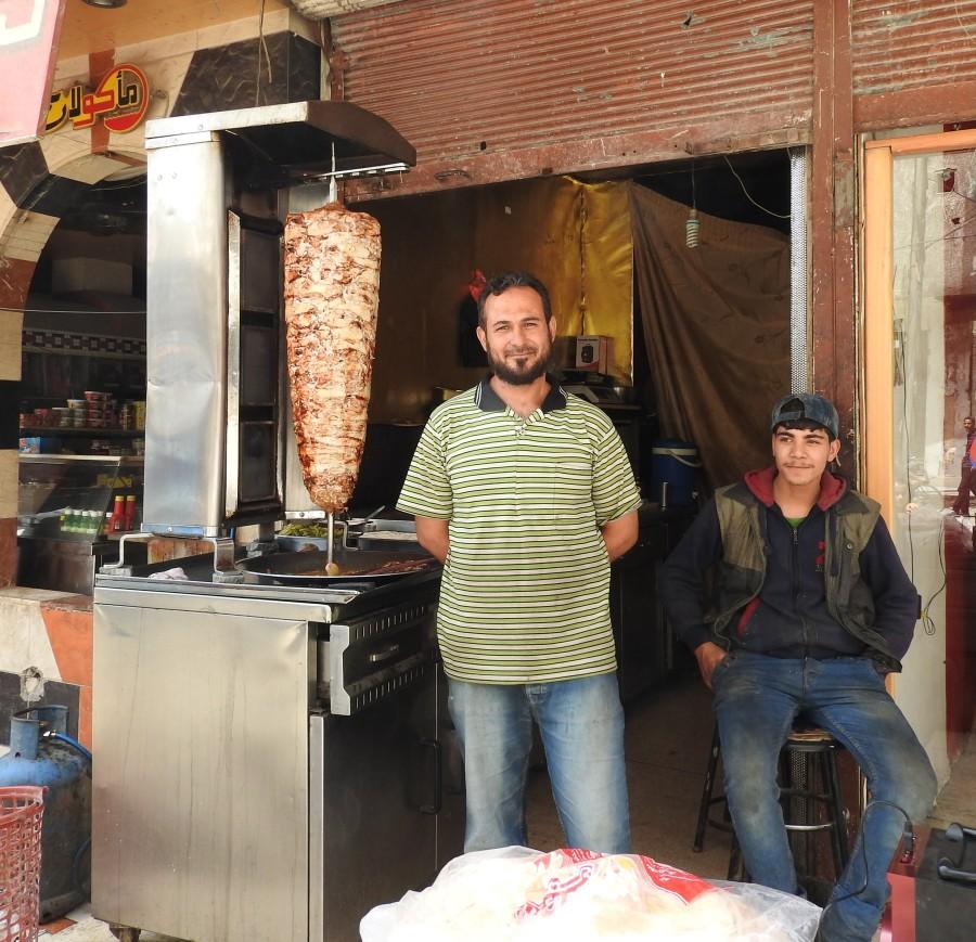 Moutaz Al Aghdar in Kafr Batna