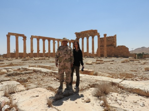 Palmyra, July 2016