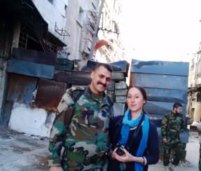 Aleppo, November 2016